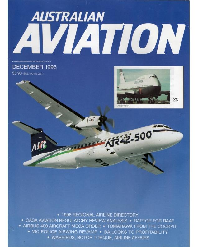 AustralianAviation December 1996