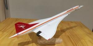 Qantas Concorde